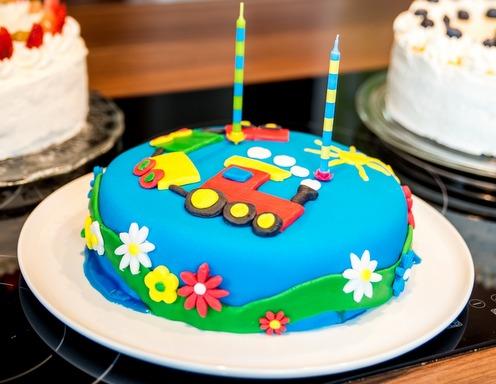 Die Schönste Torte Für Den Kindergeburtstag Kinderparty At