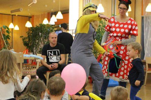 Kindergeburtstag Am Indoorspielplatz Wiki Kinderwelt Im