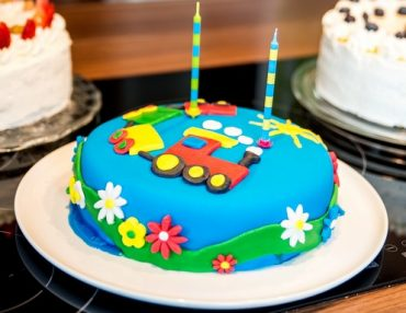Kindergeburtstag Torte