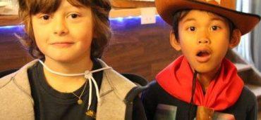 Kinderparty Indianer und der Wilde Westen