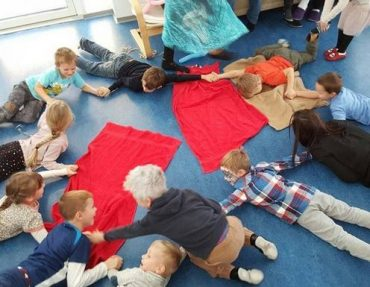 Kinderparty Spiele