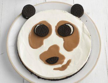Die Philadelphia Pandabär-Torte