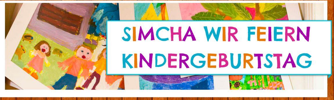 Simcha - Wir feiern Kindergeburtstag